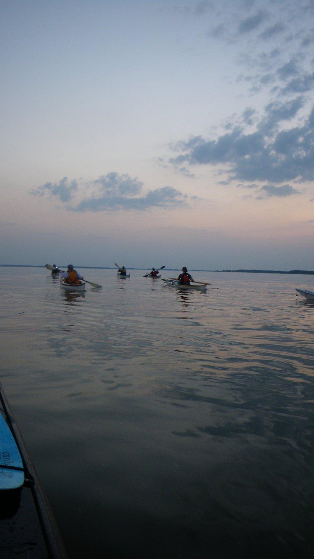 Half Day Kayak Tour - DEPOSIT