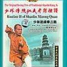 Shaolin Kung Fu: Routine II of Shaolin Mizong Quan