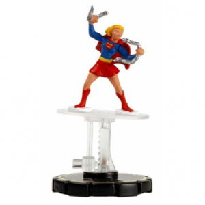 DC Heroclix Unleashed Supergirl Experienced #77