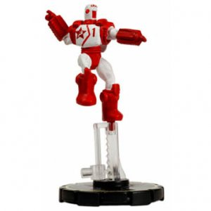 DC Heroclix Unleashed Rocket Red Rookie #34