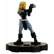 DC Heroclix Unleashed Science Police Veteran #12