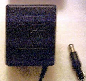 Like new Shing Wai AC adapter, 4.5 vdc output, model T4145600, $9.00 delivered