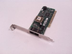 BARELY USED Hp 56k Pci Modem Hewlett Packard 5187-1022 $9.00 DELIVERED