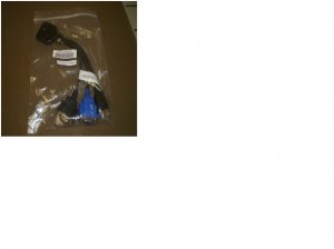 HP 409496-001 I/O DIAGNOSTIC (SUV) CABLE NEW delivered $38 each