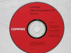 Brand New Sealed Compaq restore CD for DeskPro EX Series $6 delivered