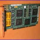 Perfect Used Sun Quad Port 10/100MB PCI Fast Ethernet Network Card Mfr P/N 270-5406-06  $45.00