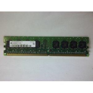 qty 6 memory modules Nanya 256 DDR