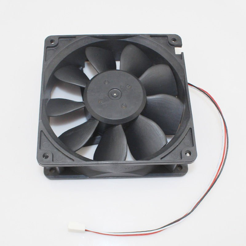 Perfect used NMB-MAT Cooling Fan (4 Pin Connector) - 4715KL-04W-B56 delivered $12.00