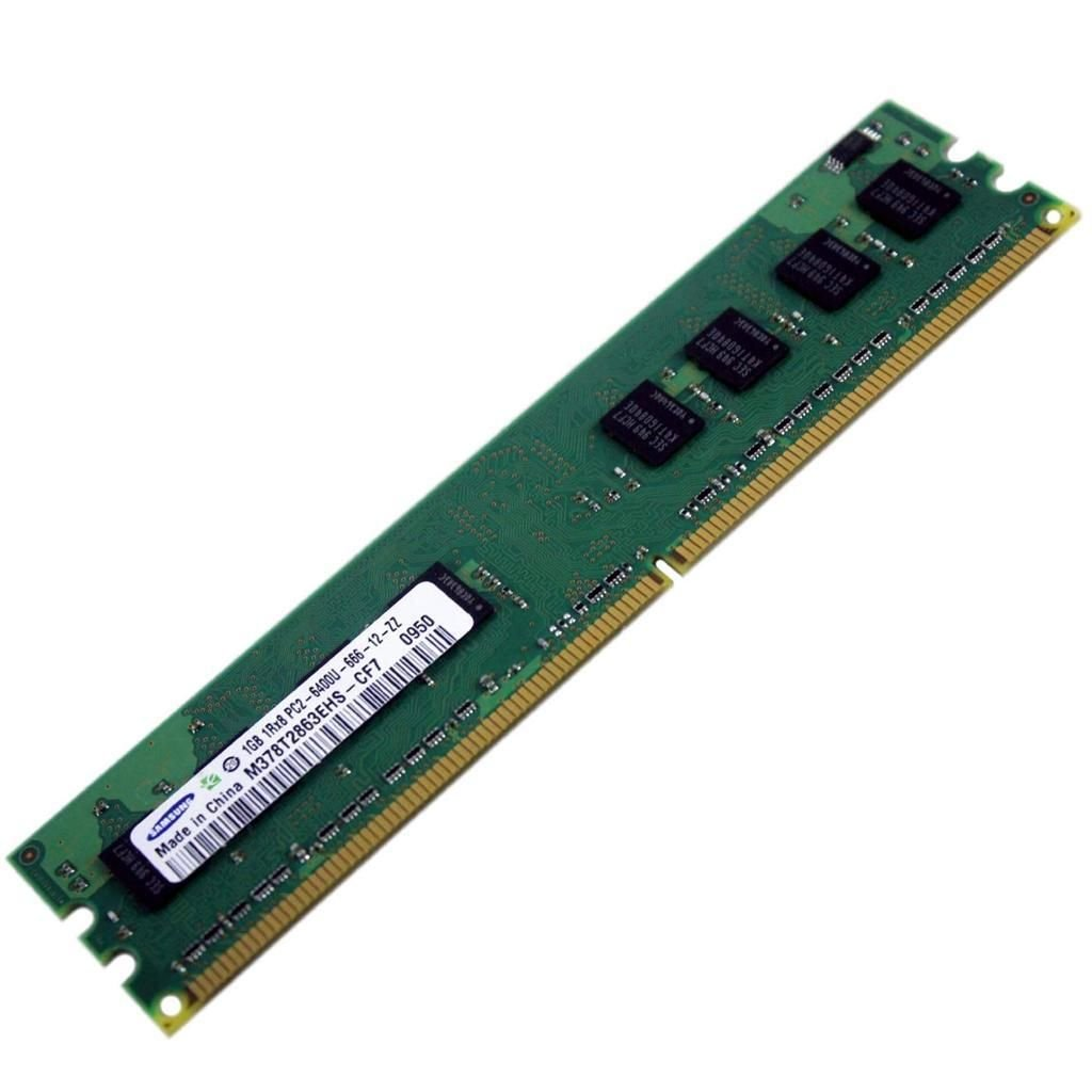 Samsung M378T2863EHS-CF7 1GB 240p PC2-6400 CL6 8c 128x8 DDR2-800 DIMM RoHS Delivered $42.00 each