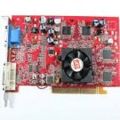 Perfect used HP c8000 128MB AGP 8x T2 Graphics Card 404562-001 delivered $55 each
