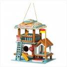 Lifeguard Station Birdhouse