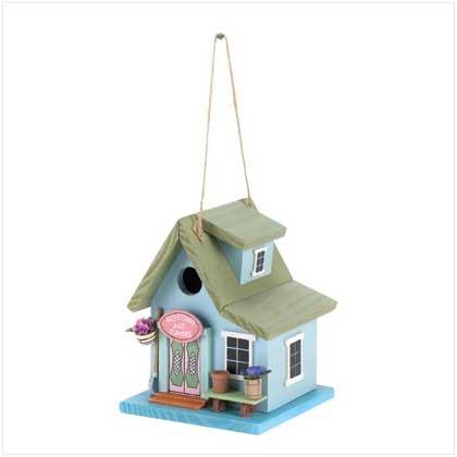 Flower Shop Birdhouse