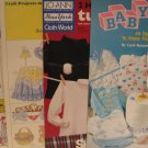 Baby & Child Sewing Pattern Leaflet Assortment