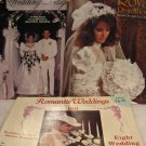 Wedding Bridal Floral Veil Bow Ribbon Craft Leaflet Brochure Pattern Assortment