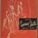 Vintage Sewing Reference Book from Singer 1955