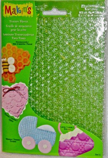 Makin's Brand Fondant Gum Paste Texture Sheet for Cake Decoration