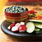 Creamy Spinach Gourmet Dip Mix