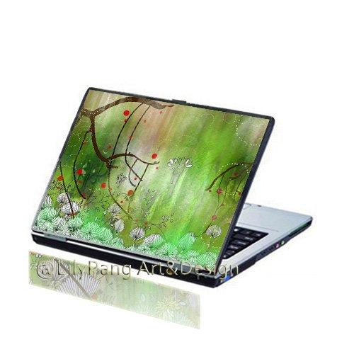 Spring Customizable Laptop Skin