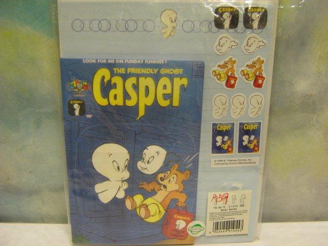 Casper lovely letter set from Japan