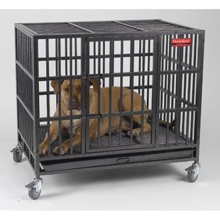 Empire Dog Crate Heavy Duty Dog Cage Large