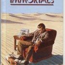 IMMORTALS Ray Bradbury SCI-FI D.Sharp Isaac Asimov HB