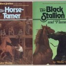 BLACK STALLION AND FLAME Walter Farley HORSE STORY 1960