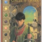 CIRCLE OF THREE Tales the Nine Charms ERICA FARBER Fantasy Magic Story DJ