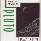How Did We Find Out Pluto ISAAC ASIMOV Astronomy Book 1