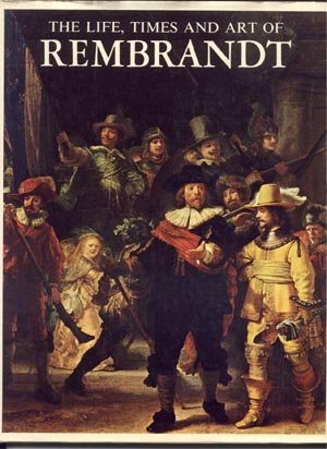 Life Times and Art Rembrandt HISTORY Biography Book DJ