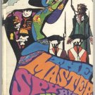 MASTER SPY Spymasters SECRET AGENT Dan Halacy BOOK HB