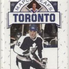 Toronto Maple Leafs NHL HOCKEY BOOK TEAM HISTORY Rennie