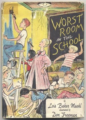 WORST ROOM IN SCHOOL Don Freeman MUEHL 6th Grade Teacher SPACE WITCH DJ
