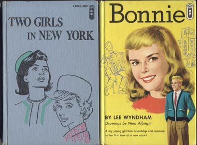 BONNIE Middle JUNIOR HIGH SCHOOL ROMANCE Lee Wyndham HB