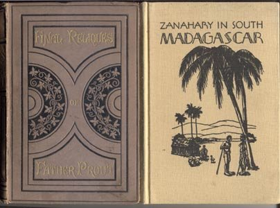 Zanahary in South Madagascar LUTHERAN MISSION Africa HB