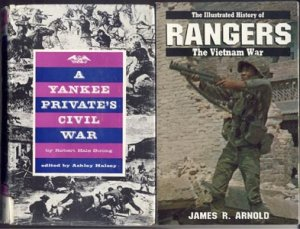 History of RANGERS Vietnam War U.S.ARMY James Arnold