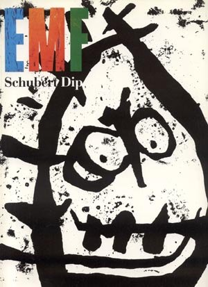 EMF Shubert Dip GUITAR Vocals SONGBOOK Music PIANO Drum LYRICS Song Book