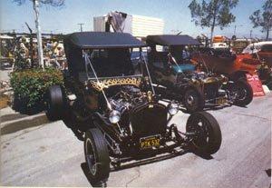 Hot Rod Mania ANTIQUE CAR AUTO SHOW BOOK Ed Radlauer HB