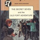 SECRET SEVEN 7 & OLD FORT ADVENTURE Enid Blyton 1972 HB