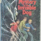 3 THREE INVESTIGATOR 23 Mystery of the Invisible Dog HB