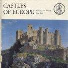 Castles of Europe HISTORY PHOTOS Hans-Joachim Mrusek IRENE ROCH 1974 HB