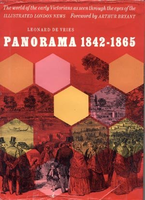 PANORAMA 1842-1865 Victorian LONDON NEWS De Vries 1DJ