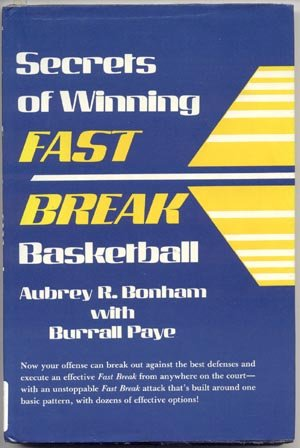 Winning Fast Break Basketball Team COACHING Bonham DJ