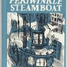 Periwinkle Steamboat SIDE PADDLE WHEEL BOAT Clay Lancaster HB