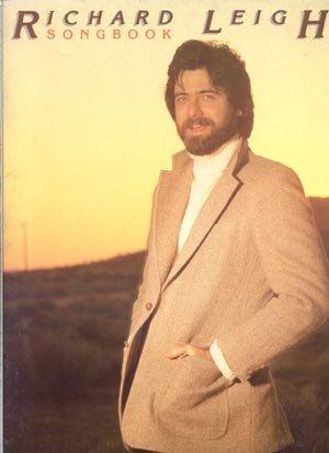 Richard Leigh Songbook GUITAR Sheet Music VOCAL Piano DON