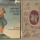 Honey Bunch and Norman RIDE WITH SKY MAILMAN Helen Thorndyke HB