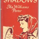 Prairie Shadows ELLA PORTER Welsh Prairie RARE Historic Fiction Book 1952 1st HB