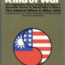 DIFFERENT KIND OF WAR Guerrilla Warfare CHINA Military WWII Book US NAVY Vice Admiral Miles 1*DJ