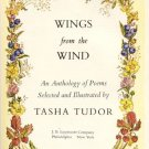 Wings from the Wind KID POETRY Poems EDWARD LEAR Walter De La Mare TASHA TUDOR HB