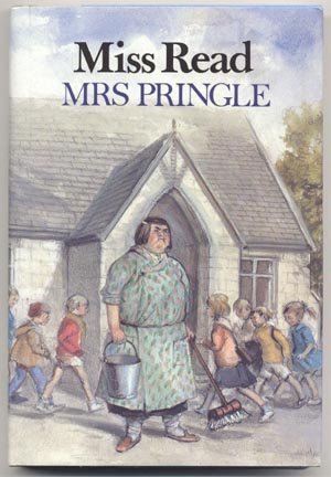 MRS. PRINGLE Fairacre TEACHER Miss Read Book 1st*DJ NEW