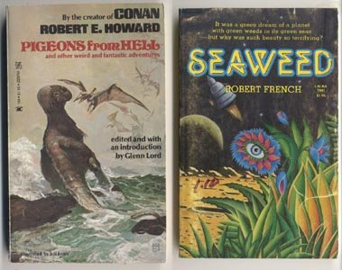 Seaweed RARE Science Fiction ROBERT FRENCH 1st Ed 1979